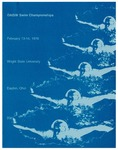 OAISW Swim Championships Program, 1976