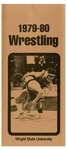 Wright State University Wrestling Media Guide 1979-1980 by Wright State University Athletics