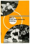 Wright State University Wrestling Media Guide 1986-1987 by Wright State University Athletics