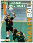 Wright State University Volleyball Media Guide 1996 by Wright State University Athletics