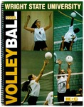 Wright State University Volleyball Media Guide 1998