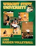 Wright State University Volleyball Media Guide 1999 by Wright State University Athletics