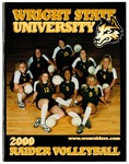 Wright State University Volleyball Media Guide 2000 by Wright State University Athletics