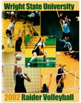Wright State University Volleyball Media Guide 2002 by Wright State University Athletics