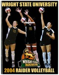 Wright State University Volleyball Media Guide 2004