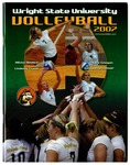 Wright State University Volleyball Media Guide 2007 by Wright State University Athletics