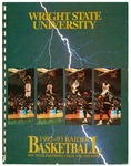 Wright State University Basketball Media Guide 1992-1993