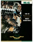 Wright State University Basketball Media Guide 1994-1995 by Wright State University Athletics