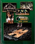 Wright State University Men's Basketball Media Guide 1999-2000 by Wright State University Athletics