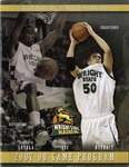 Wright State University Men's Basketball Media Guide 2007-2008 by Wright State University Athletics