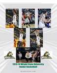 Wright State University Men's Basketball Media Guide 2013-2014 by Wright State University Athletics