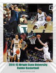 Wright State University Men's Basketball Media Guide 2014-2015