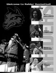 Wright State University Women's Basketball Media Guide 2007-2008 by Wright State University Athletics