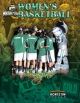 Wright State University Women's Basketball Media Guide 2009-2010 by Wright State University Athletics