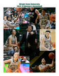 Wright State University Women's Basketball Media Guide 2012-2013 by Wright State University Athletics