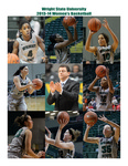 Wright State University Women's Basketball Media Guide 2013-2014 by Wright State University Athletics
