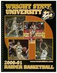 Wright State University Women's Basketball Media Guide 2000-2001 by Wright State University Athletics