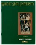 Wright State University Women's Basketball Media Guide 1995-1996 by Wright State University Athletics