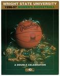 Wright State University Women's Basketball Media Guide 1996-1997