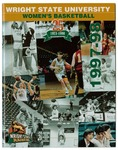 Wright State University Basketball Media Guide 1997-1998 by Wright State University Athletics