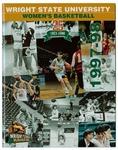 Wright State University Basketball Media Guide 1997-1998