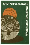Wright State University Basketball Press Book 1975-76