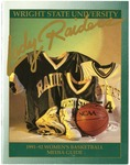 Wright State University Women's Basketball Media Guide 1991-1992