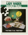 Wright State University Women's Basketball Media Guide 1993-1994