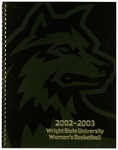 Wright State University Women's Basketball Media Guide 2002-2003