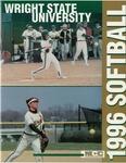 Wright State University softball Media Guide 1996 by Wright State University Athletics
