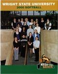 Wright State University Softball Media Guide 2000