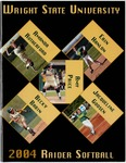 Wright State University Softball Media Guide 2004