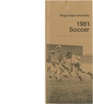 Wright State University Men's Soccer Media Guide 1981