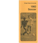 Wright State University Men's Soccer Media Guide 1982