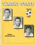 Wright State University Men's Soccer Media Guide 1984 by Wright State University Athletics