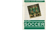 Wright State University Men's Soccer Media Guide 1988