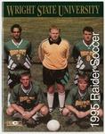 Wright State University Men's Soccer Media Guide 1995