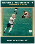Wright State University Men's Soccer Media Guide 1999