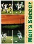 Wright State University Men's Soccer Media Guide 2001 by Wright State University Athletics
