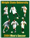Wright State University Men's Soccer Media Guide 2004