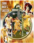 Wright State University Men's Soccer Media Guide 2006