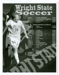 Wright State University Men's Soccer Media Guide 2008