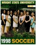 Wright State University Women's Soccer Media Guide 1998 by Wright State University Athletics