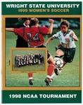 Wright State University Women's Soccer Media Guide 1999 by Wright State University Athletics