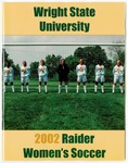 Wright State University Women's Soccer Media Guide 2002