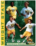 Wright State University Women's Soccer Media Guide 2007 by Wright State University Athletics