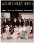 Wright State University Men's and Women's Swimming and Diving Media Guide 1995-1996