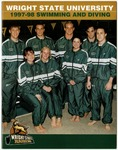 Wright State University Men's and Women's Swimming and Diving Media Guide 1997-1998 by Wright State University Athletics