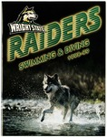 Wright State University Men's and Women's Swimming and Diving Media Guide 1998-1999 by Wright State University Athletics