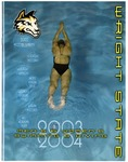 Wright State University Men's and Women's Swimming and Diving Media Guide 2003-2004